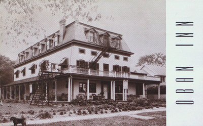 Oban Inn, Niagara-on-the-Lake