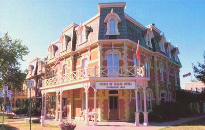The Prince of Wales Hotel, Niagara-on-the-Lake