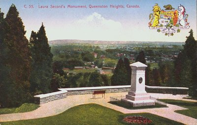 Laura Secord's Monument, Queenston Heights