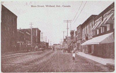 Main Street, Welland