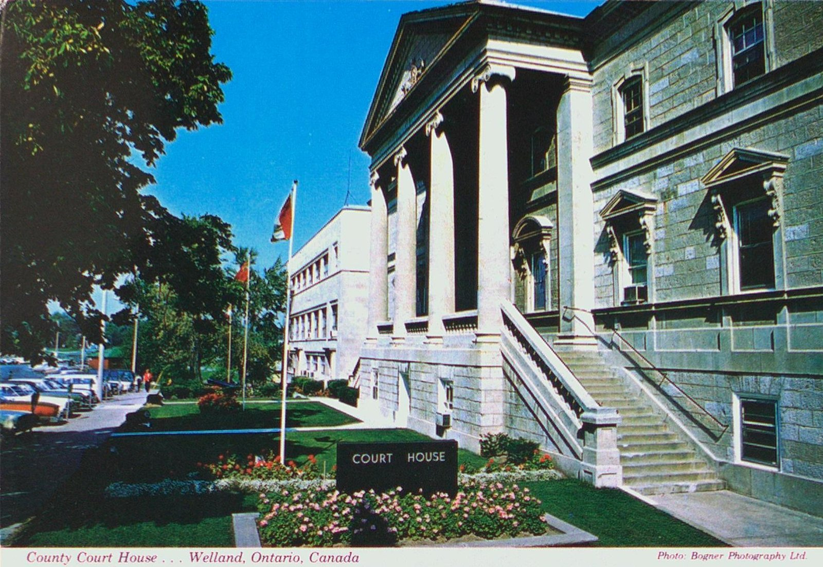 County Court House, Welland