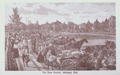 The New Market, Welland