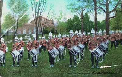 Bugle Band, 19th Regiment, St. Catharines