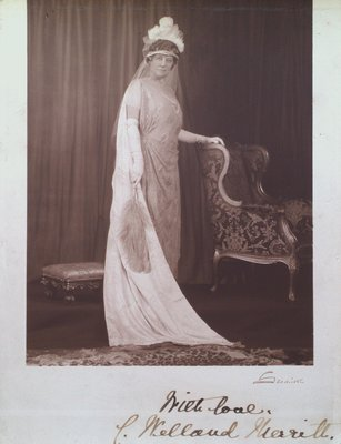 A Portrait of Catherine Welland Merritt
