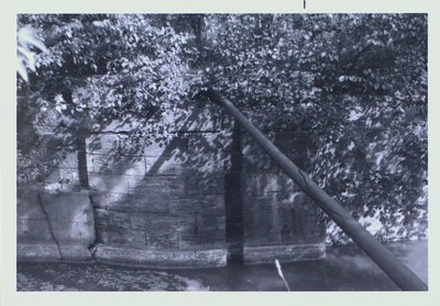 Lock Three, Second Welland Canal