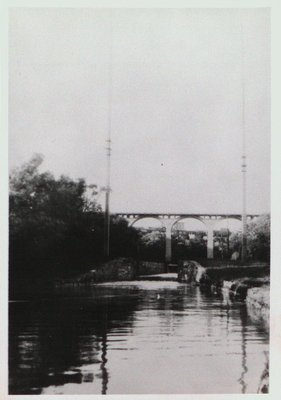 Lock Three of the Second Welland Canal