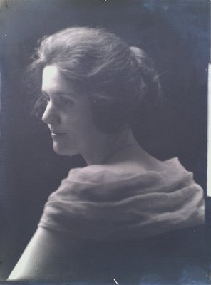 A Portrait of Miss Atyes from Jordan
