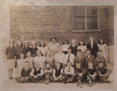 Grade 6 & 8, Central School, Merritton