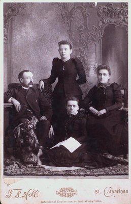 Unknown Family Portrait