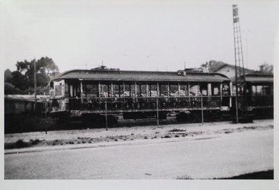 NS&T Trolley Car # 58