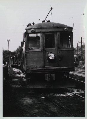 NS&T Express Motor Car # 41