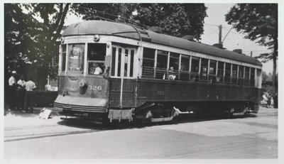 NS&T Car #326