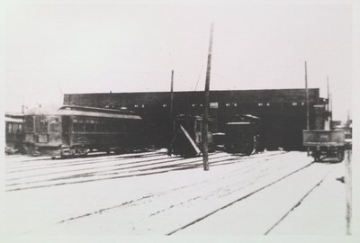 NS&T Rail Yard