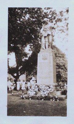 Cenotaph Port Dalhousie