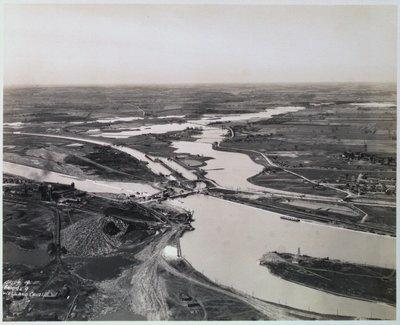 Bridge 9 on the Welland Shup Canal