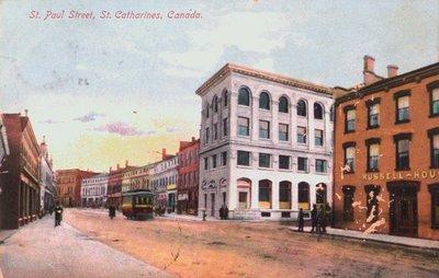 St. Paul Street at James Street