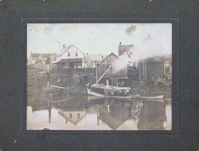 Port Dalhousie Harbour?