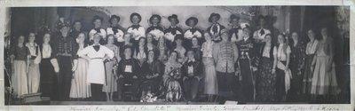 """The Cast of """"El Bandito"""""""