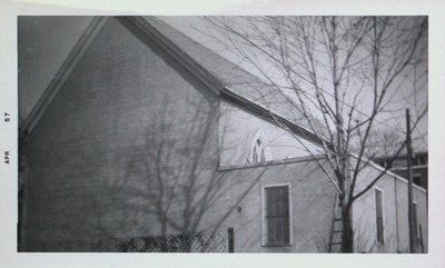 Part of Welland Avenue United Church