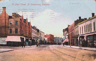 St. Paul Street, St. Catharines