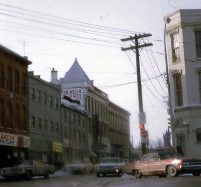 Ontario Street from St. Paul Street