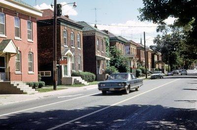East Side of James Street