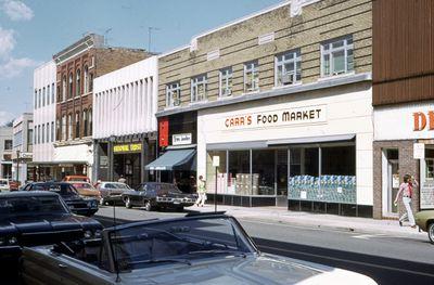 Carr's Food Market