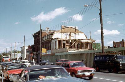Demolition on King Street