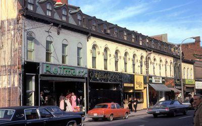 St. Paul Street between Queen & James Streets