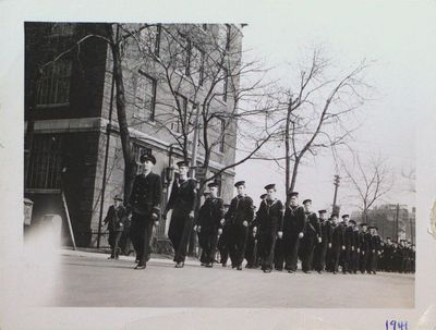 Renown Cadets Marching