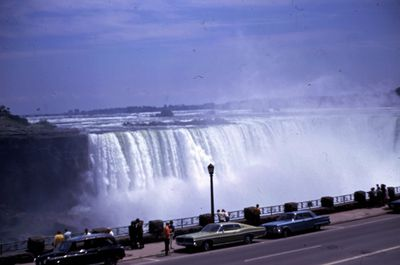 The Horseshoe Falls