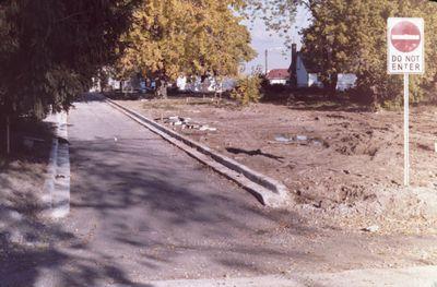 Road Improvements on Abbey Avenue
