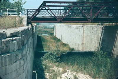 The Old Welland Canal