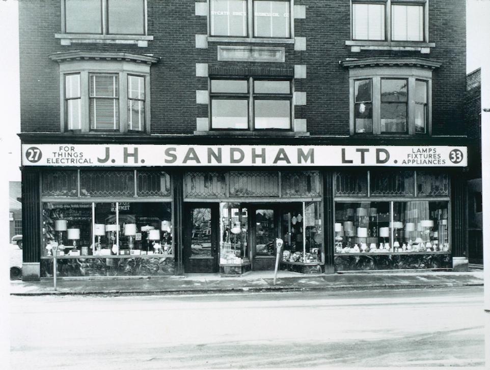 J.H. Sandham Ltd.