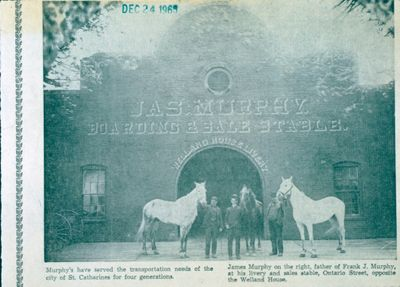 Murphy's Boarding House and Sale Stable