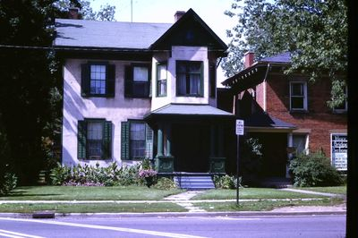 A House at 41½ Church Street
