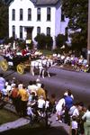 The East Side of Ontario Street During a Parade