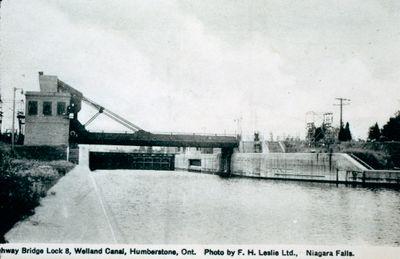 Bridge 19 and Lock 8