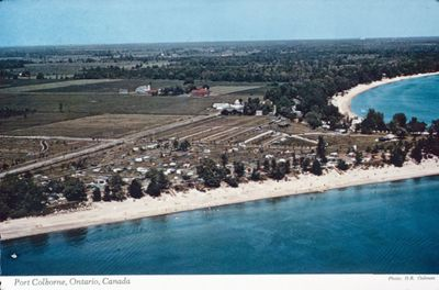 Long Beach Campground and Beach