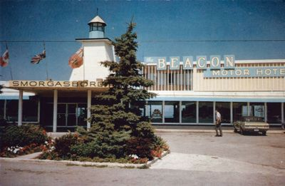 The Beacon Motor Hotel