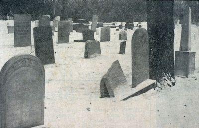 The Homer Cemetery