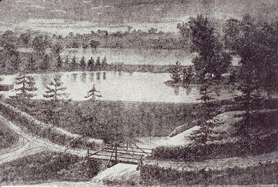DeCew Falls and Reservoir