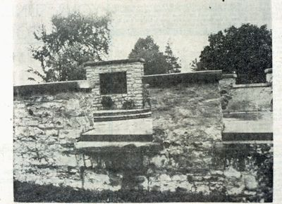 The Foundations of DeCew House