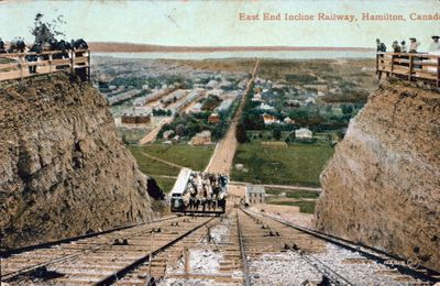 The Hamilton Incline Railway