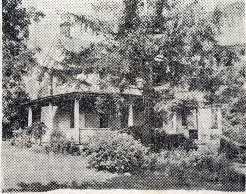 Laura Secord's House in Queenston