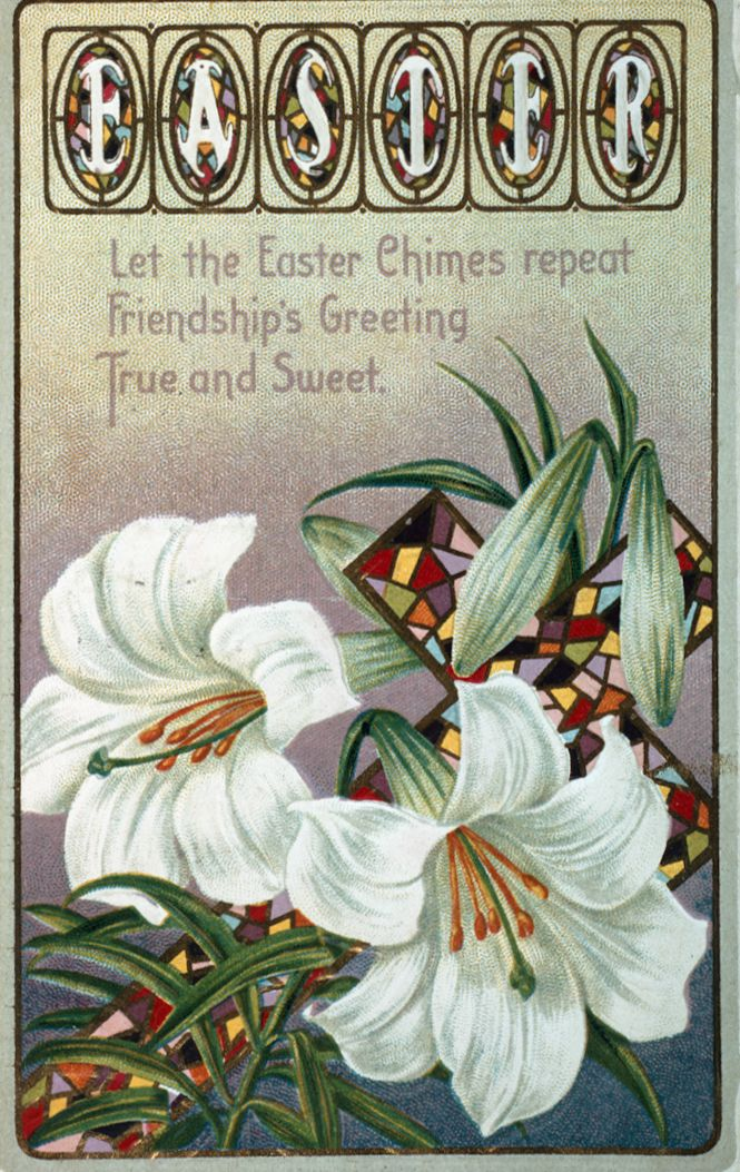 An Easter Greeting Card