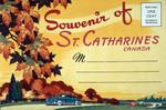 Souvenir of St. Catharines Booklet Cover