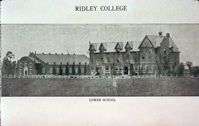 Ridley College Lower School