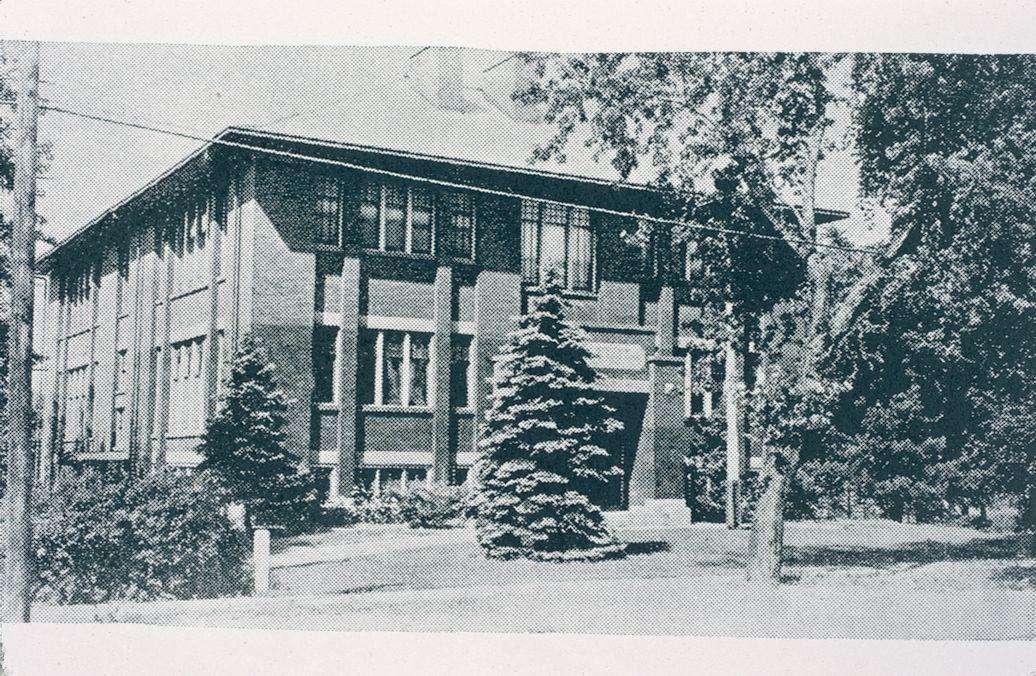 Consolidated School, Grantham