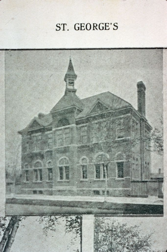 St. George's Ward School
